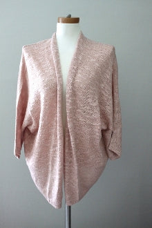 OLD NAVY Dark Autumn blush cardigan sweater