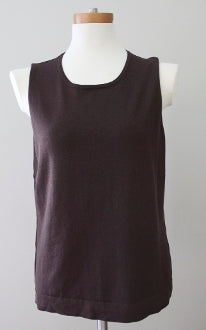 AUGUST SILK Dark Autumn clove top