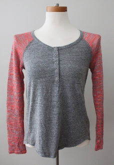 warm spring Splendid gray red top