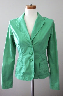 OLD NAVY Warm Spring green blazer