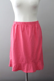 I CAN TOO Resort Wear Light Spring hibiscus skirt