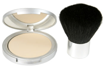 Mineral Foundation & Brush Set