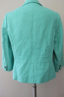 BANANA REPUBLIC Light Spring mint jacket