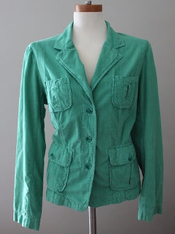 SUNDANCE Cool Summer  mint countryside jacket