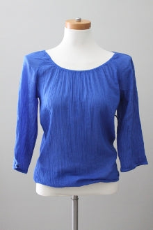 OLD NAVY Light Summer royal blue top