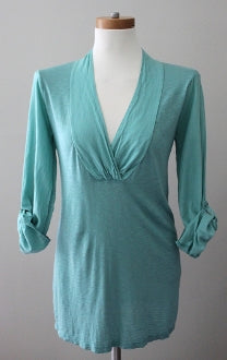 SPLENDID Soft Autumn spearmint tunic