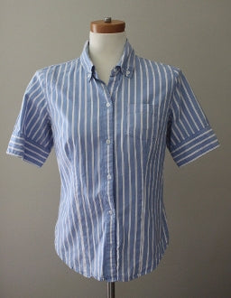 AMERICAN EAGLE OUTFITTERS Cool Summer stripe top