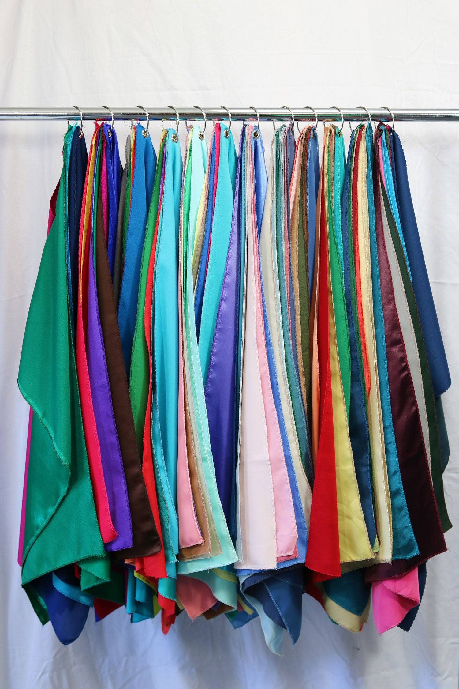 12 Season Personal Color Analysis Test Drapes Full Set