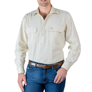 Ringers Western Mens Coburn Half-Button Shirt