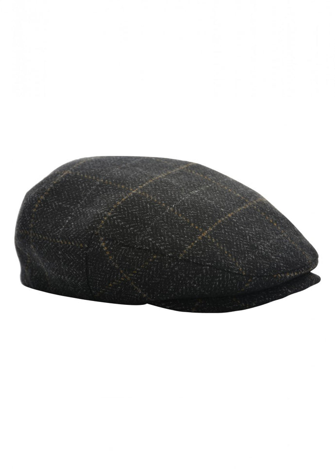 Thomas Cook Mens Check Driver Cap