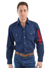 Load image into Gallery viewer, Wrangler Rodeo Long Sleeve Drill Shirt