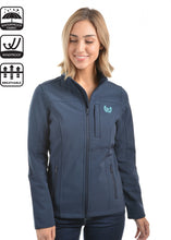 Load image into Gallery viewer, Wrangler Logo Soft Shell Jacket