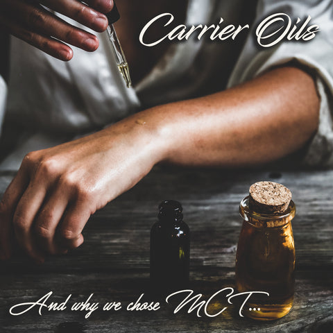 Carrier Oils and Why We Chose MCT. Forge Creek Original Hemp Co. CBD Tincture.