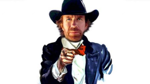 chuck norris uncle sam cbd