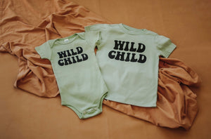 Wild Child - Natural/Green