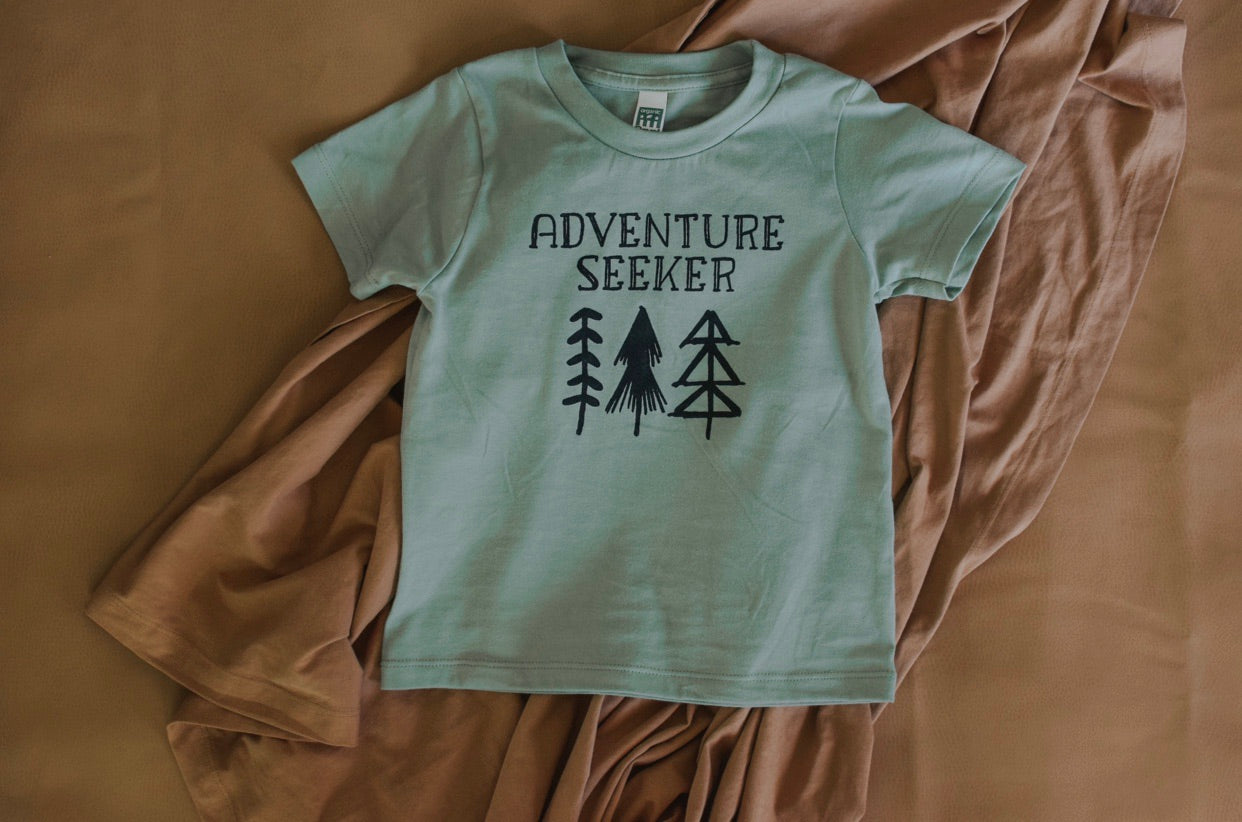 Adventure Seeker - Green