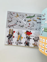 Load image into Gallery viewer, How Airports Work Activity Book by Lonely Planet Kids