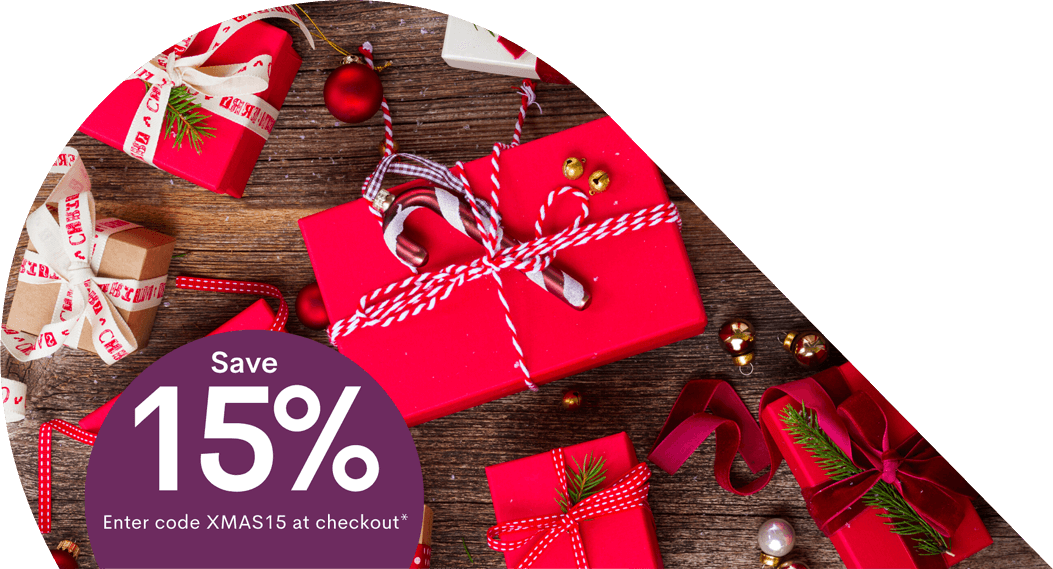 Save 15% on our 'ALL GIFTS' collection!