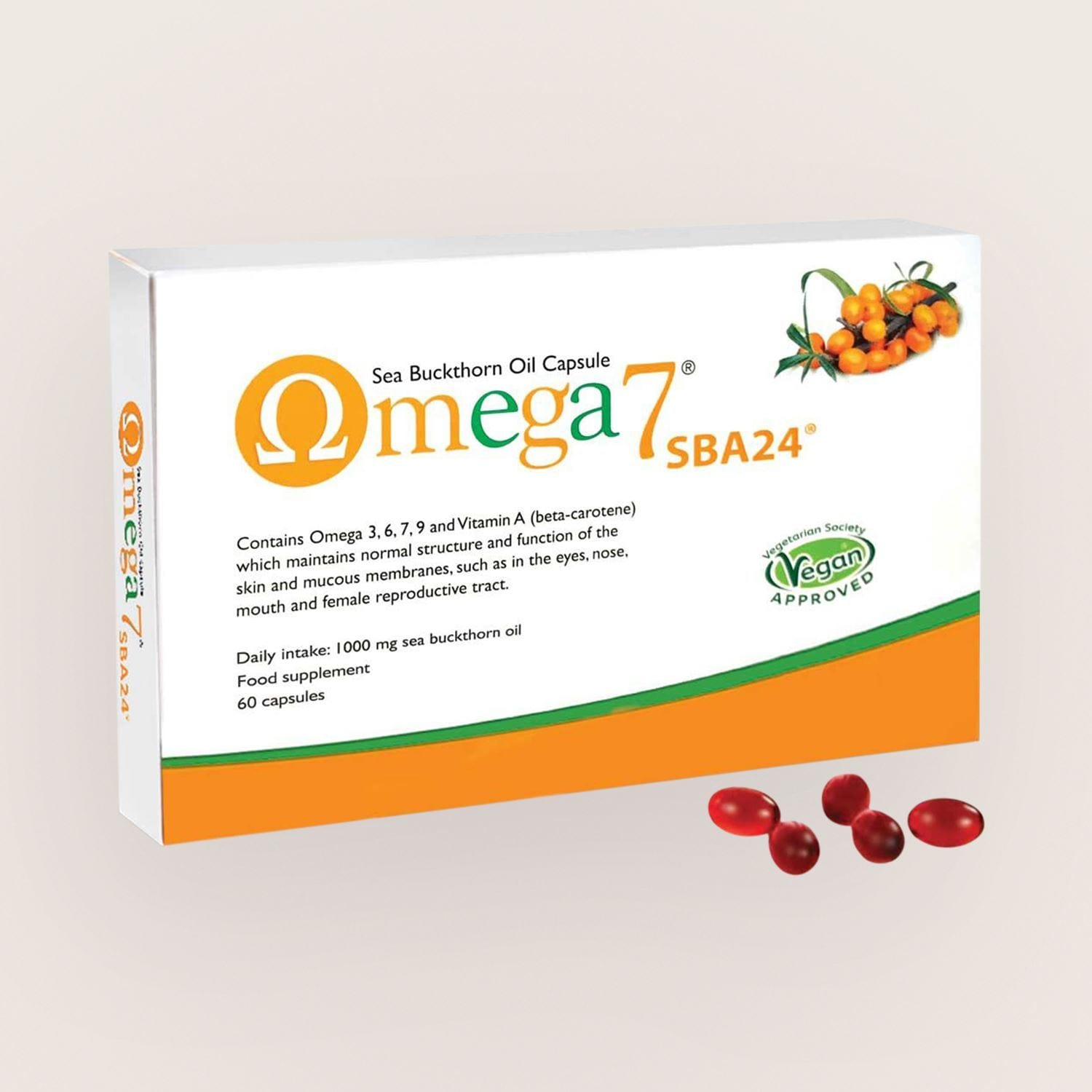 Omega 7 Live Better With Menopause