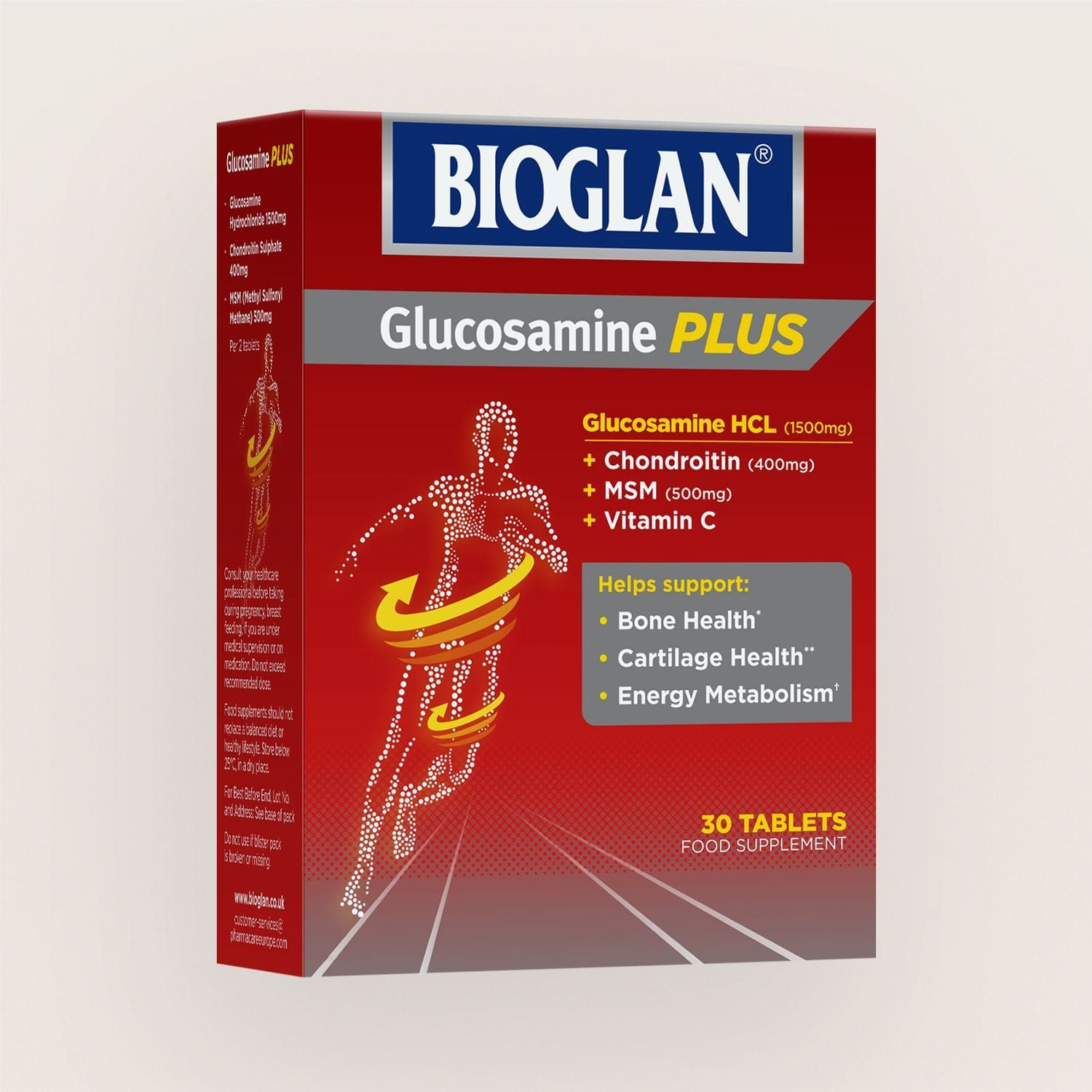 Bioglan Glucosamine Plus 30 Tablets