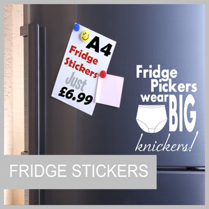 Fridge Stickers