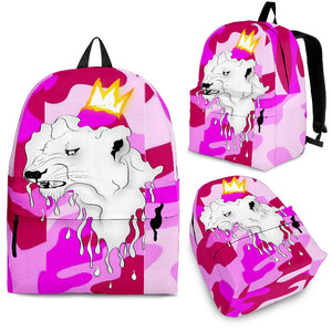 JF Lady Lioness Book Bag - Judah Fashions