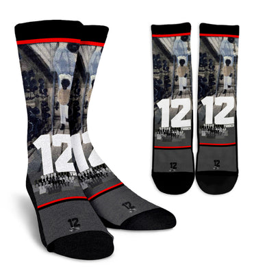 12Tribes Signature Socks - Judah Fashions