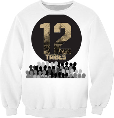 12Tribes Sweatshirts - Judah Fashions
