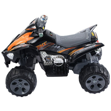ATV Quad 4 Wheeler Electric Toy Car - Judah Fashions