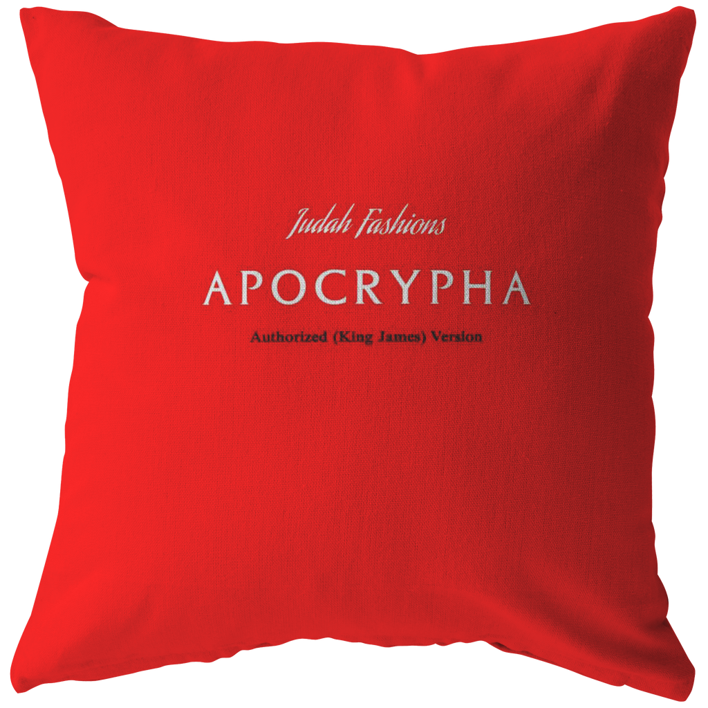 JF Signature Apocrypha Pillow