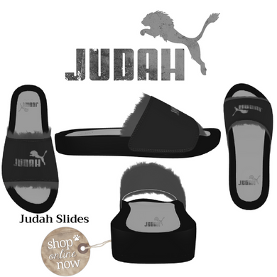 Judah Slides - Judah Fashions