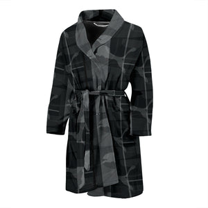 JF Signature Lion Bath Robe - Judah Fashions