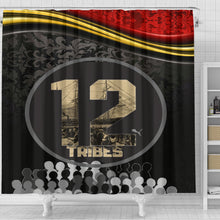 12 Tribes Shower Curtain - Judah Fashions