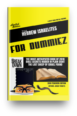 Hebrew Israelites For Dummiez