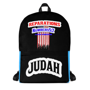 The Official JF Reparations Backpack