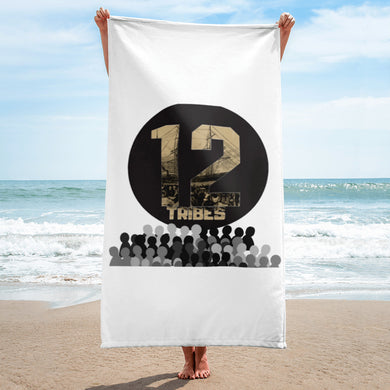 12Tribes Towel - Judah Fashions