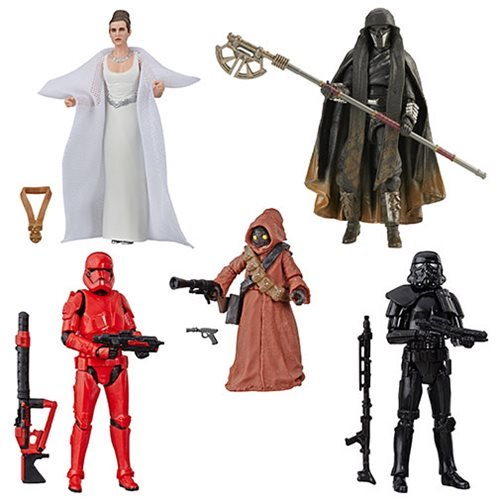 Star Wars The Vintage Collection ROS Action Figures Wave 2