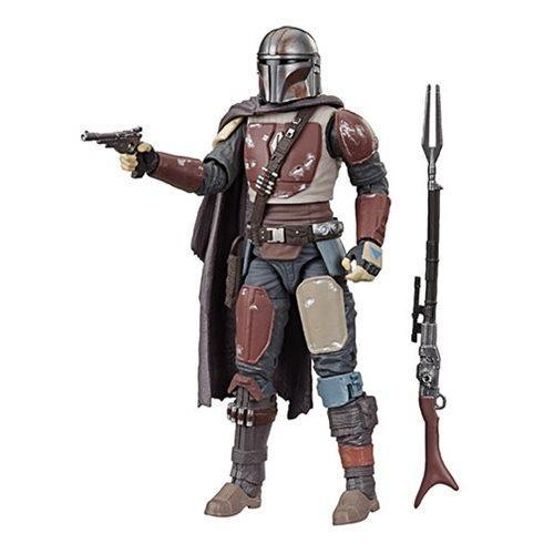 Star Wars The Black Series The Mandalorian Action Figure.
