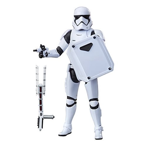 Star Wars The Black Series First Order Stormtrooper Figure