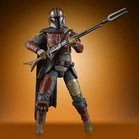 Star Wars Vintage Collection The Mandalorian Action Figure. Pre-Order Mar/Apr 2020.