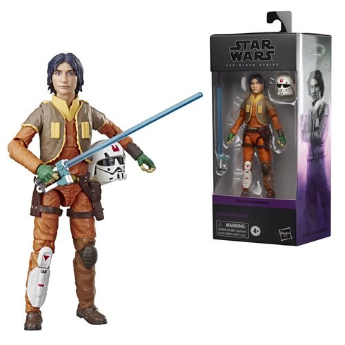 Star Wars The Black Series Ezra Bridger 6-Inch Action Figure. Pre-Order Nov/Dec-2020