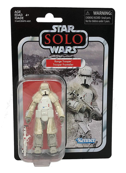 Star Wars The Vintage Collection Range Trooper Action Figure In Stock