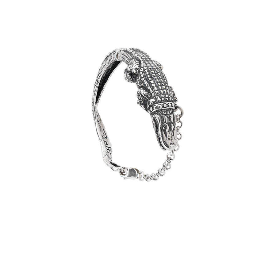 Pet Gator Bangle Bracelet