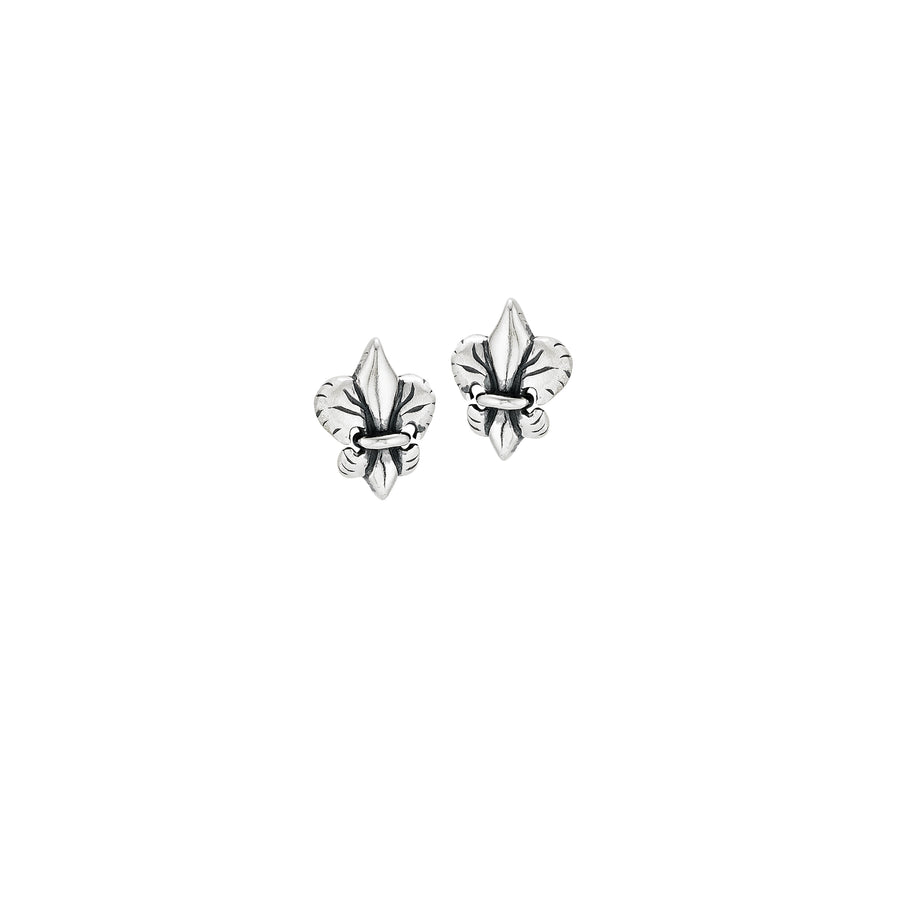 Tiger Lily X-Small Post Earrings