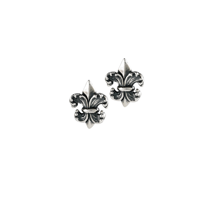 Water Lily Post Earrings