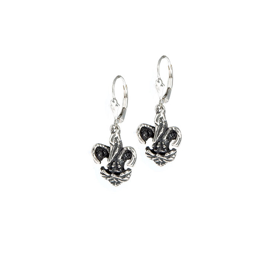Pelican Love Nest Earrings