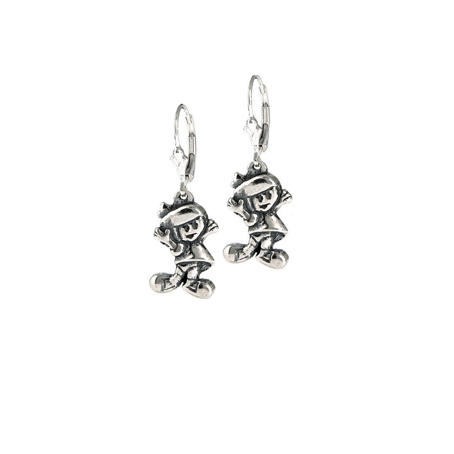Rosenberg Girl Earrings