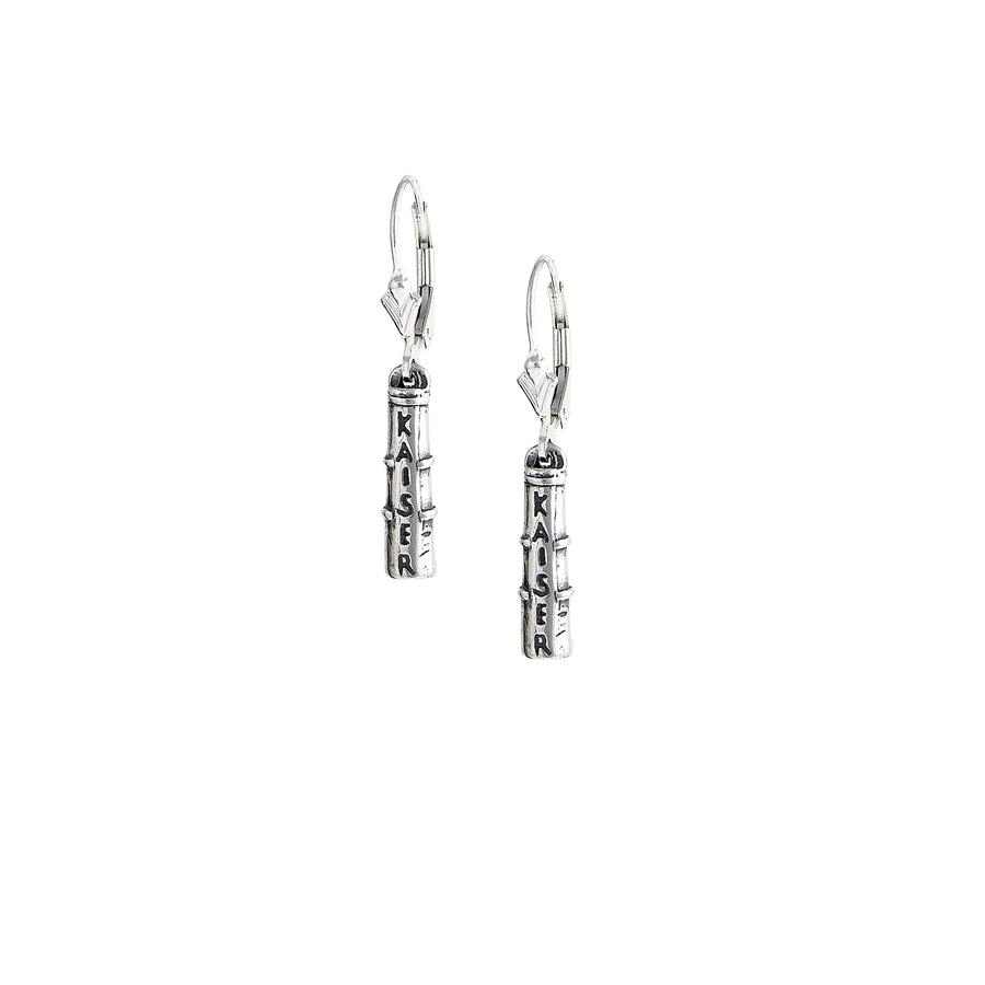 Kaiser Smoke Stack Earrings