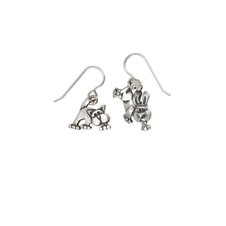 Raining Cats & Dogs Earrings
