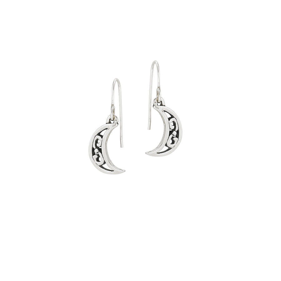 Vieux Carre Moon Earrings
